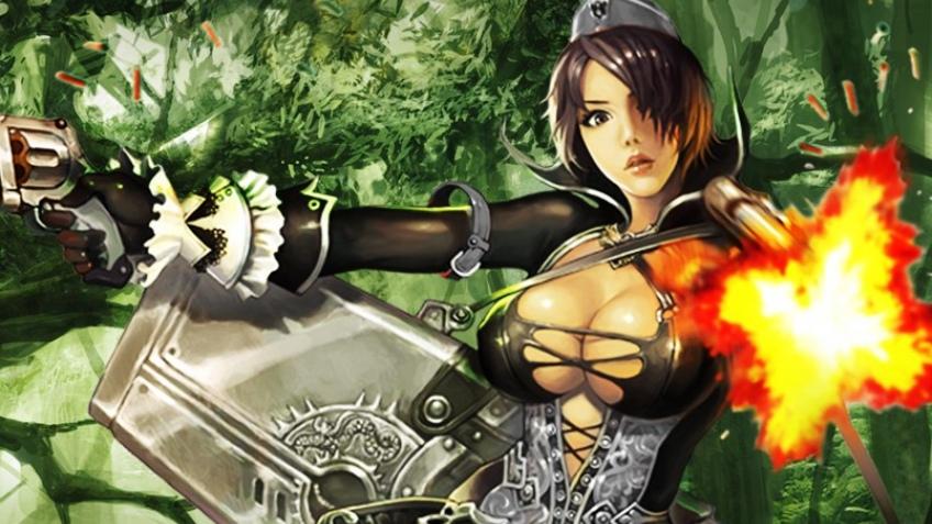 Era Zero: новая игра от бывшего издателя WoW в Китае