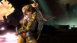 Следующим бойцом Power Rangers: Battle for the Grid, как и ожидалось, станет Скорпина
