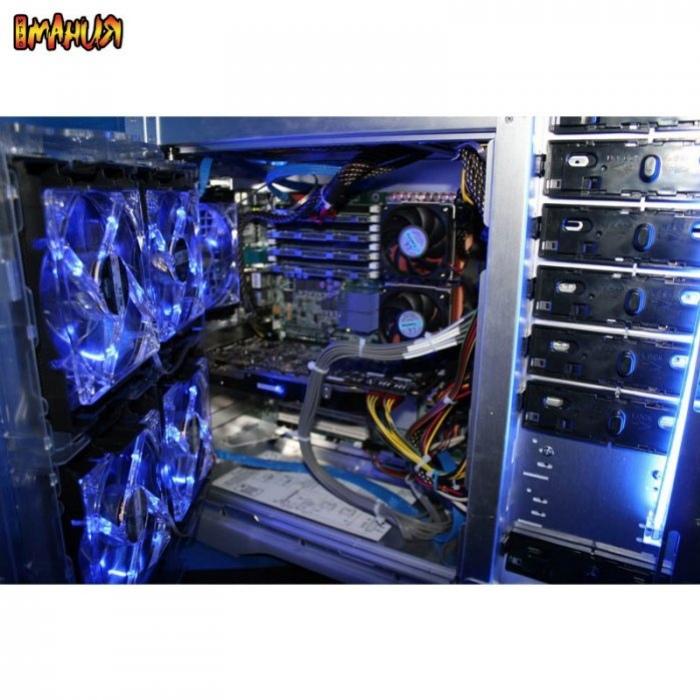 CES 2007: ответ Intel на AMD Quad FX