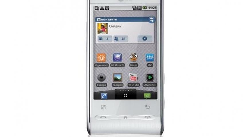 NVIDIA Tegra 2 нашлось место в будущих смартфонах LG