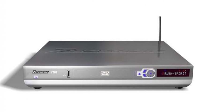 Wi-Fi-DVD