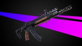 В королевской битве Fortnite появилась новая модификация оружия