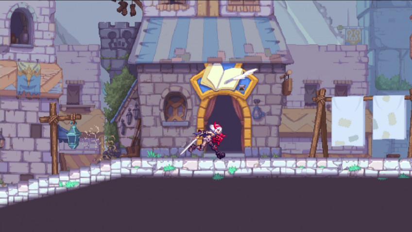 Dragon Marked for Death выпустят на PlayStation4