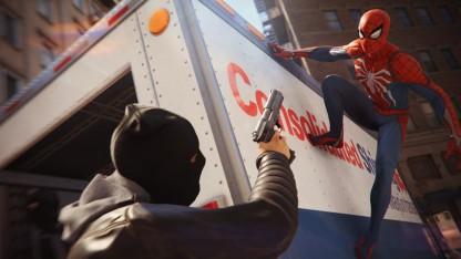 В новом ролике игры о Человеке-пауке засветился классический костюм