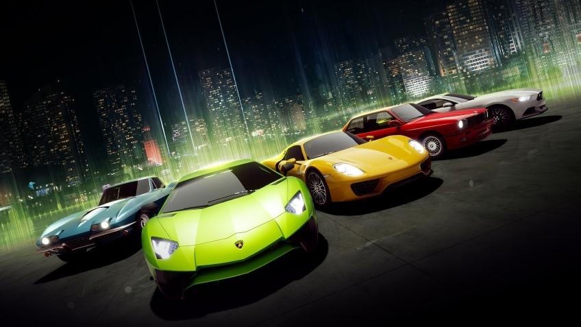 Условно-бесплатная Forza Street уже доступна для скачивания на PC