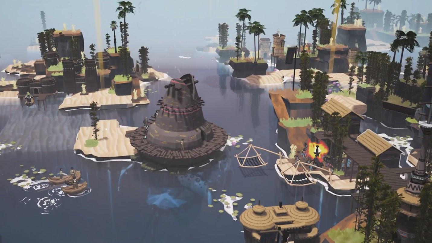 Kainga: Seeds of Civilization выходит в ранний доступ11 ноября