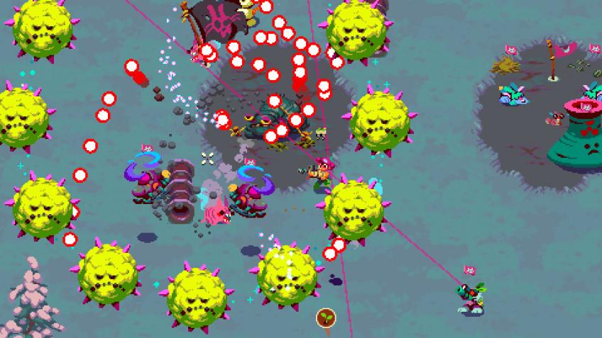 Atomicrops выходит в Steam и GOG.com17 сентября