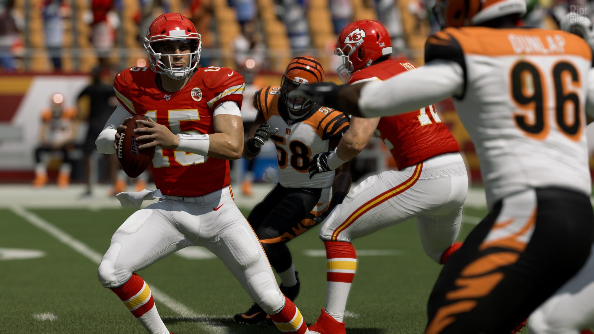 EA отменила премьеру Madden NFL21 из-за протестов в США