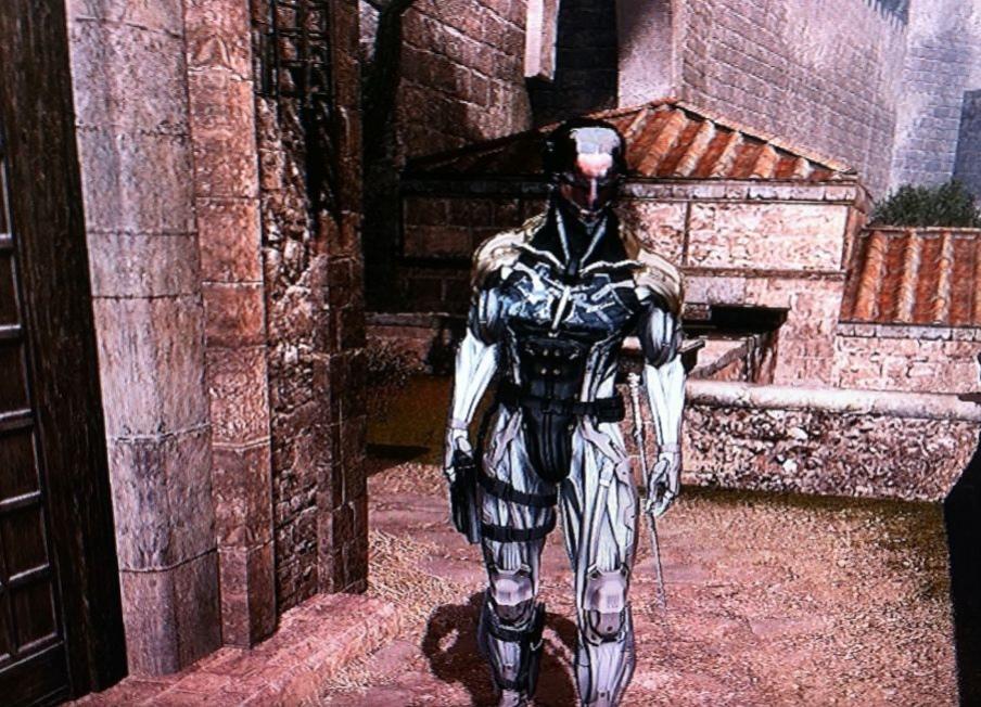 Нежданный гость в Assassin's Creed: Brotherhood