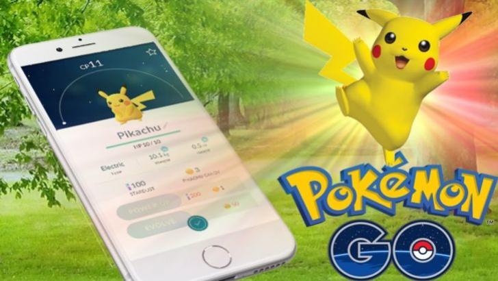 Поклонники Pokemon GO «дошли» до Плутона