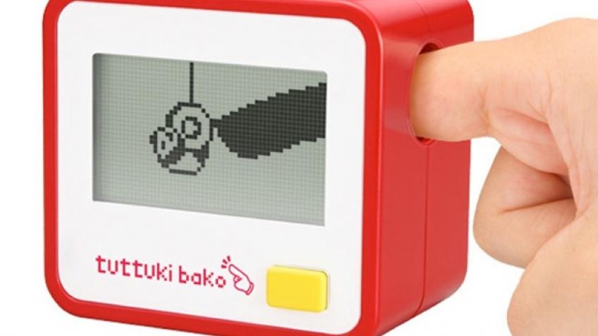 Tuttuki bako – развлекательный гаджет