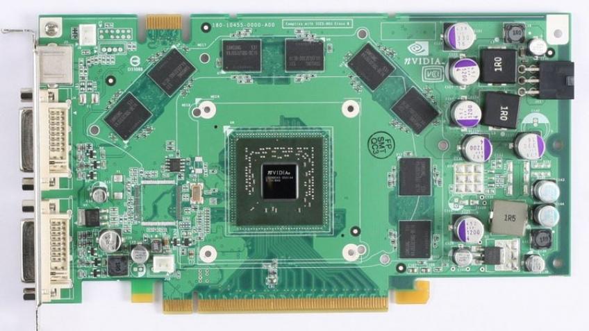 Характеристики 7900 GT