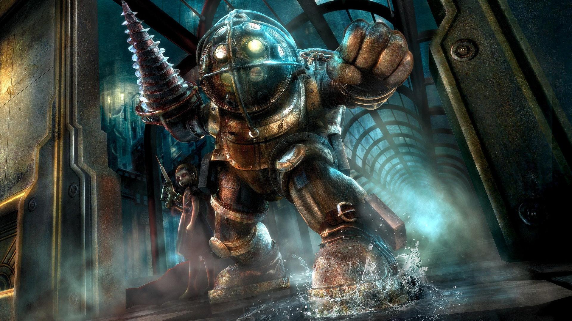 Следующая BioShock, похоже, получит открытый мир