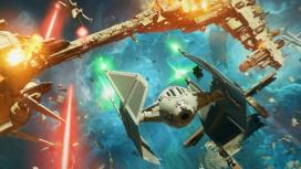 """«Новая надежда для игр по """"Звёздным войнам""""» — первые обзоры Star Wars: Squadrons"""