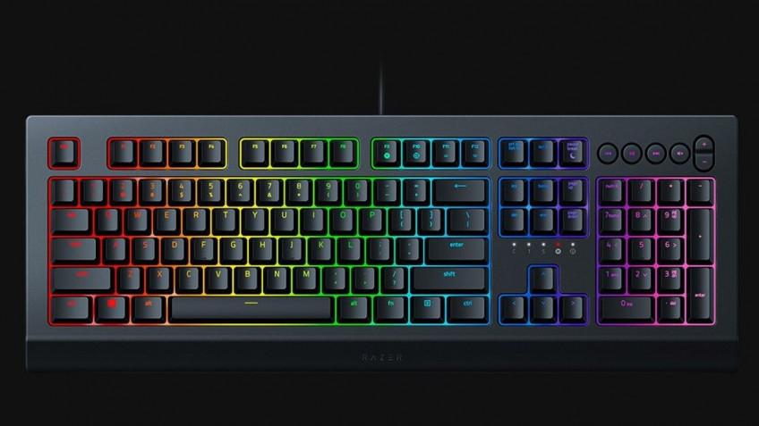 Razer показала недорогую игровую клавиатуру Cynosa V2