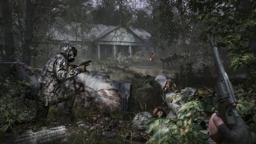 Хоррор Chernobylite вышел на Kickstarter