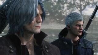 Японская розница: Devil May Cry5 стартовала заметно хуже предыдущих частей франшизы