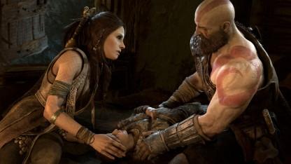 В God of War игроки не смогут оторвать взгляд от героя