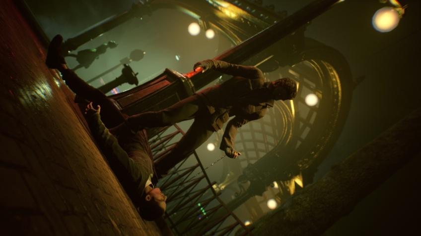 Незримые — пятая и последняя фракция Vampire: The Masquerade — Bloodlines2