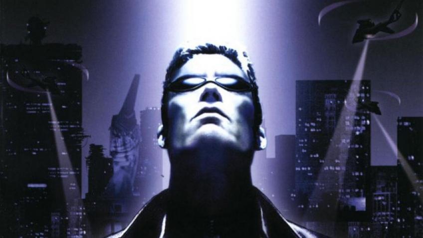 Разработчики из Ion Storm сыграли в Deus Ex спустя пятнадцать лет
