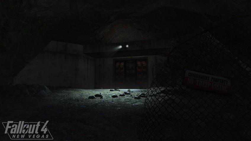 Появились новые скриншоты модификации Fallout 4: New Vegas