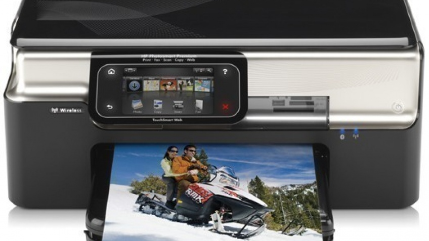 Веб-принтеры HP смогут отображать… рекламу