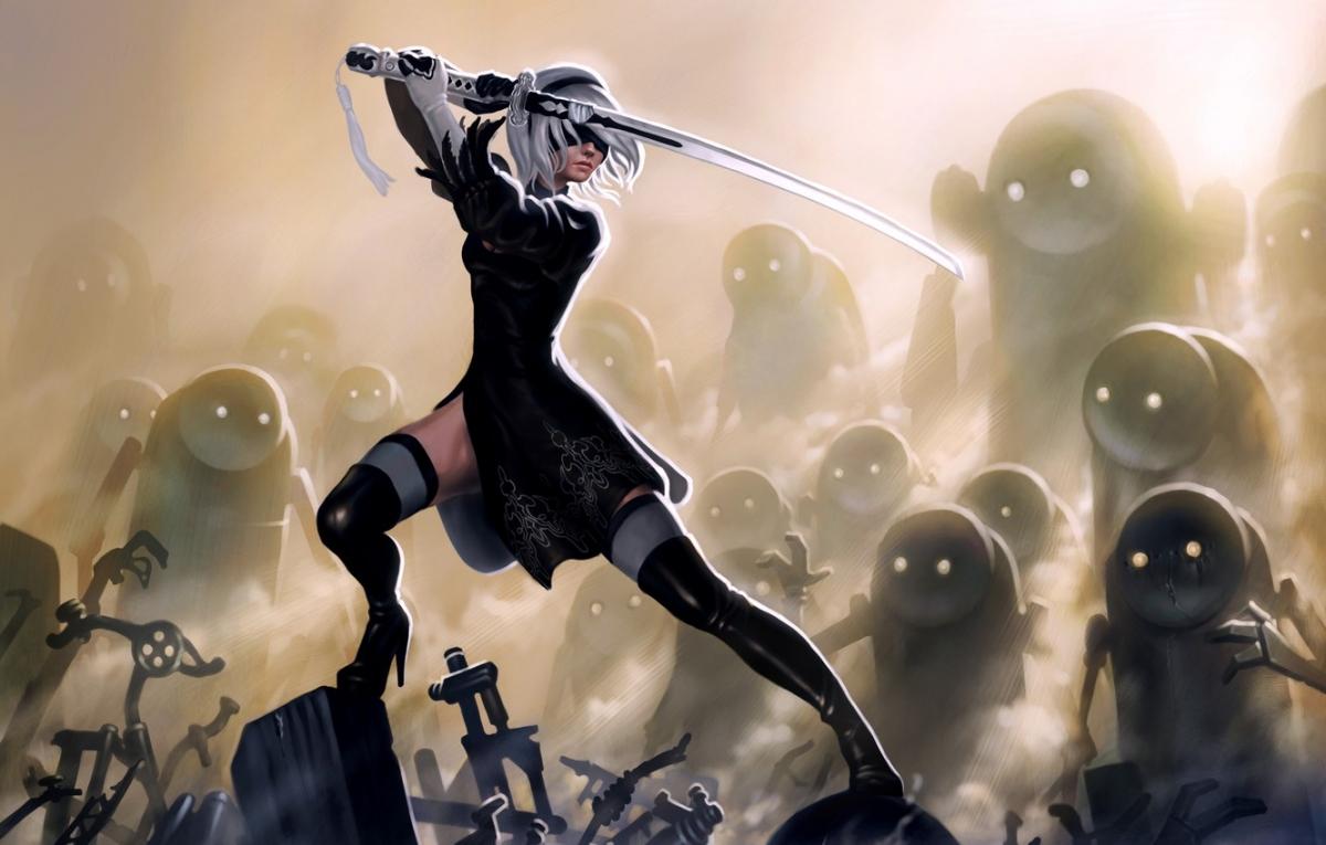Героиня NieR: Automata появится в SoulCalibur VI на следующей неделе