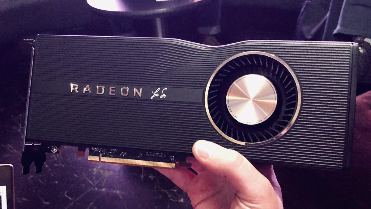 Нереференсные карты AMD выйдут в августе