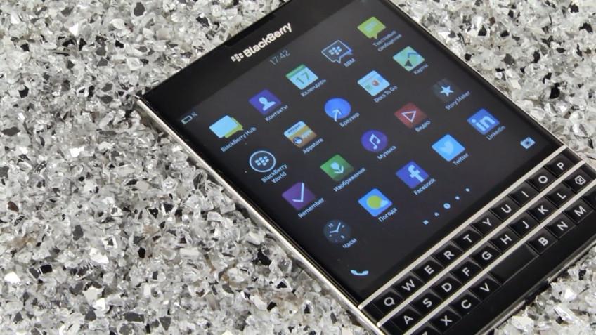 Смартфон Blackberry с 5G, клавиатурой и Android выйдет в 2021 году
