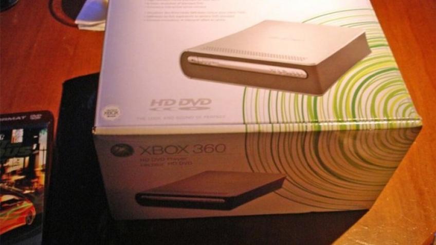 Новый жесткий диск для Xbox 360