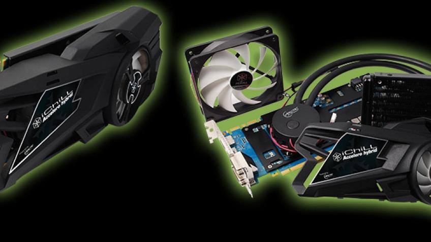 iChill GTX 680 LCS и GTX 670 LCS: видеокарты с гибридной системой охлаждения
