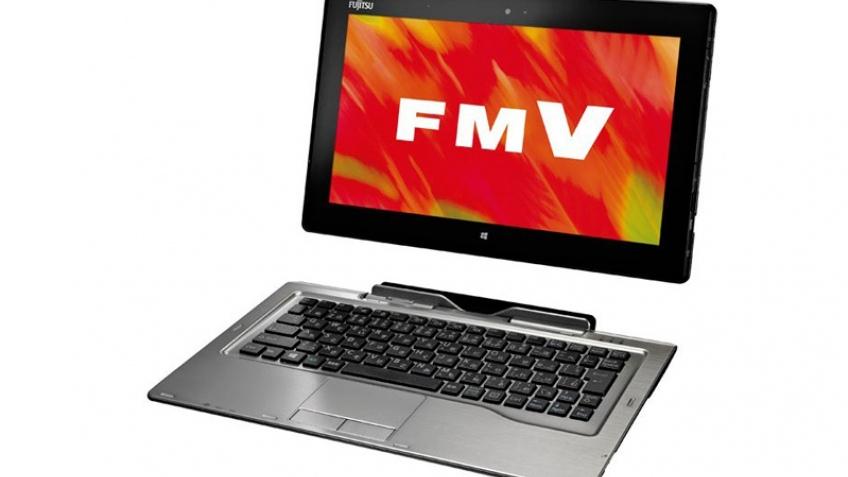 Fujitsu Stylistic QH77: гибрид планшета и ноутбука