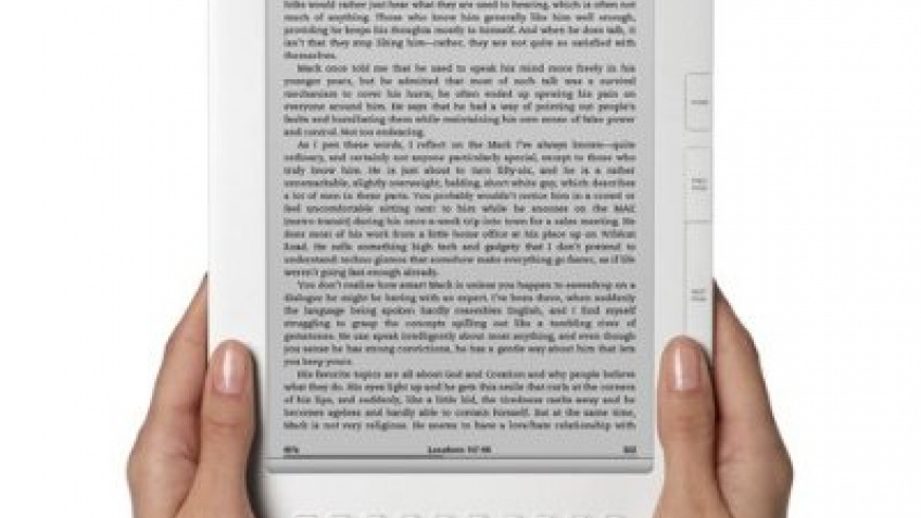 Kindle не будет конкурировать с планшетными компьютерами