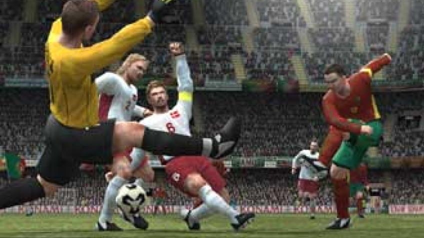 Футбол пятой версии