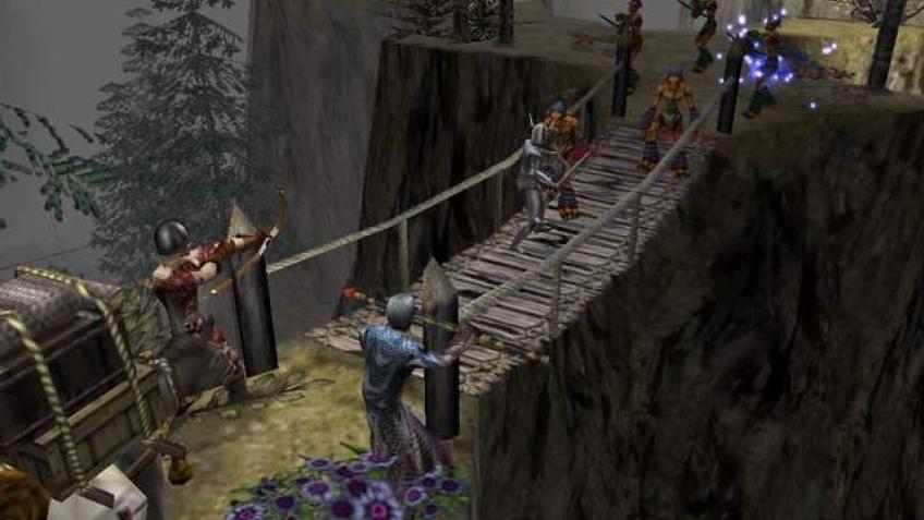 Dungeon Siege в продаже