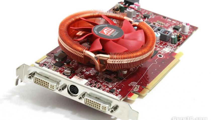Первые тесты ATI Radeon HD 4750