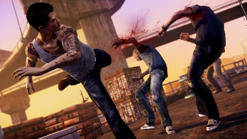 Sleeping Dogs появится на Xbox One и PS4