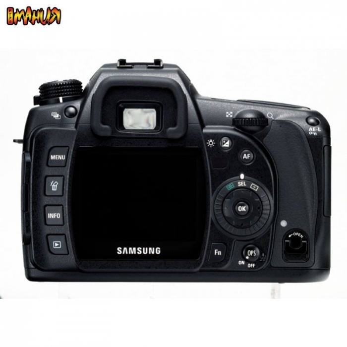 Зеркалка от Samsung