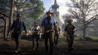 Вторая неделя Red Dead Redemption2 стала рекордной в английской рознице