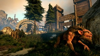 Авторы ELEX поделились новыми скриншотами из игры