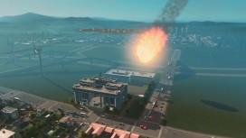 Пожары, наводнения и метеориты в новом трейлере Cities: Skylines - Natural Disasters