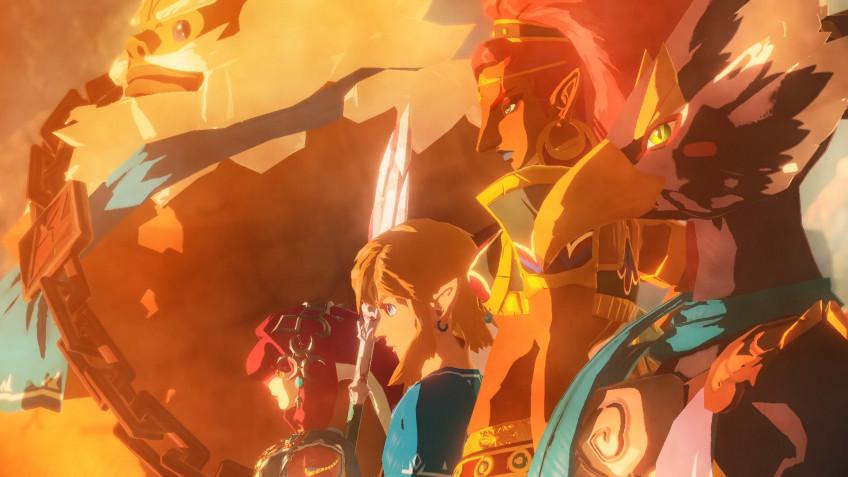Hyrule Warriors: Age of Calamity получила новый геймплейный трейлер