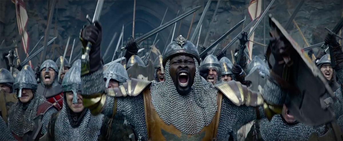 В Kingdom Come: Deliverance появился «афроевропеец»