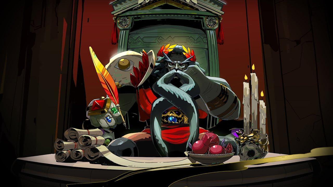 Hades получила рейтинг для PlayStation4 в Корее