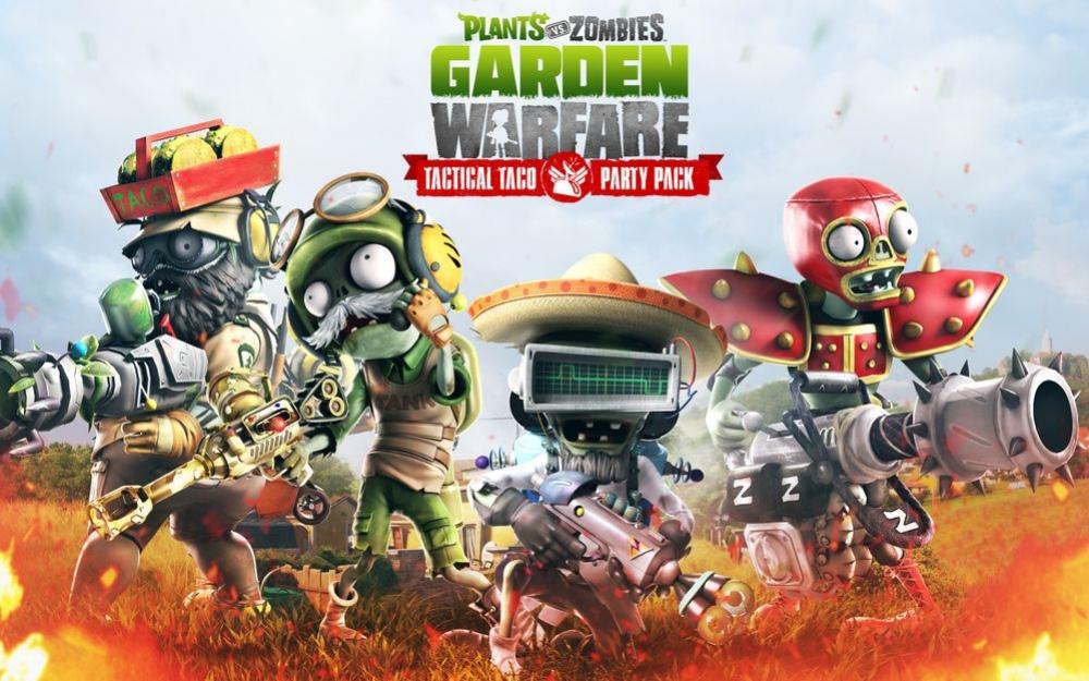 Plants vs. Zombies: Garden Warfare получила бесплатное дополнение