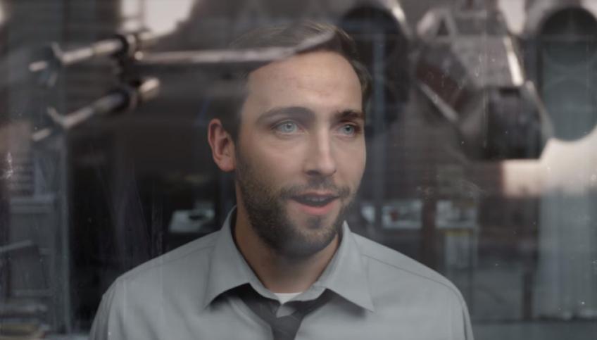Реклама Star Wars: Battlefront предлагает бросить работу ради игры
