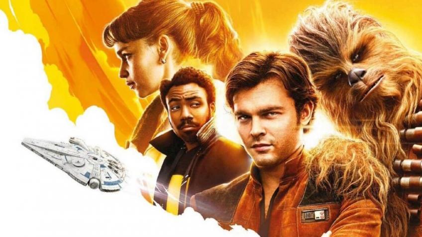 Хан Соло. Звёздные войны. Истории / Solo: A Star Wars Story [2018]: «Хан Соло: Звездные войны. Истории»: трейлер и премьера в Каннах