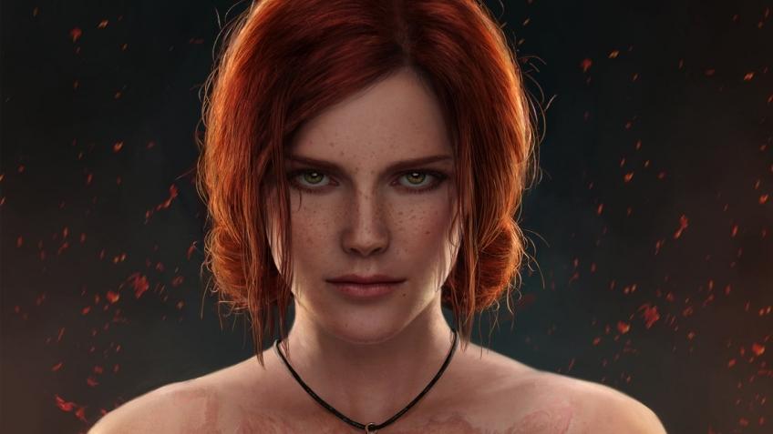 Моддер перенёс Трисс из The Witcher 3 в Monster Hunter: World