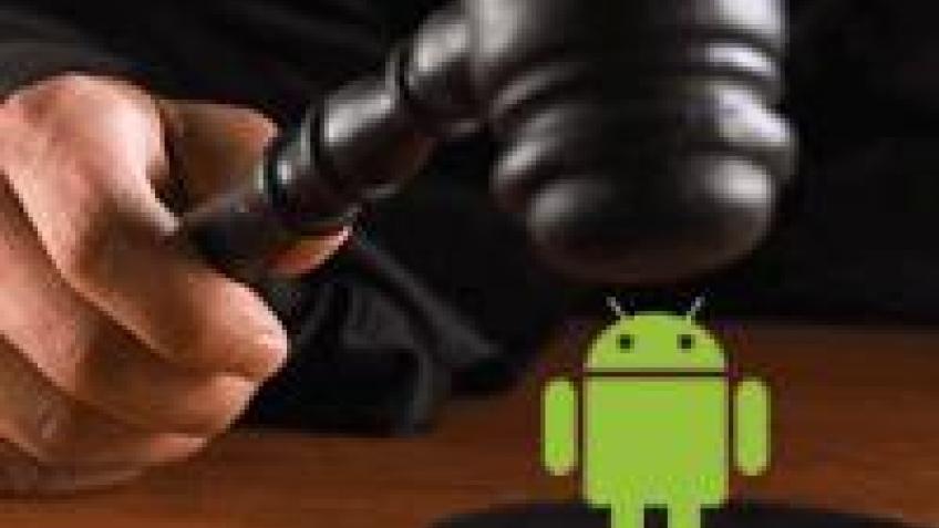 Google Android под судебным опалом