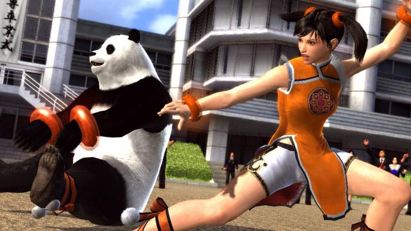 На файтинг Tekken Tag Tournament2 принимают заказы